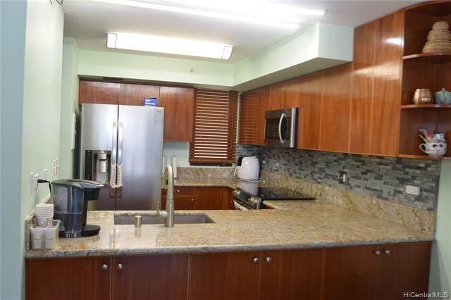 990 Ala Nanala Street 35B, Honolulu, HI 96818 (MLS #202119088) :: LUVA Real Estate