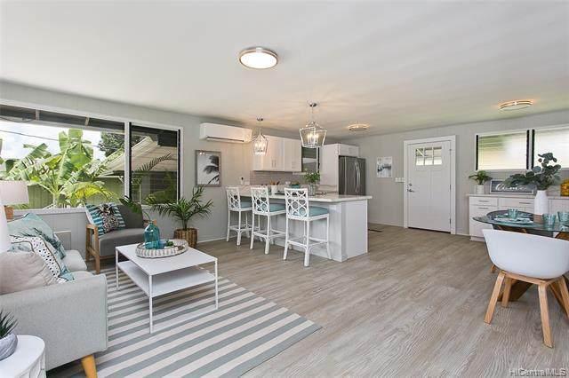 44 137 Kalenakai Place, Kaneohe, HI 96744 (MLS #202119396) :: Island Life Homes