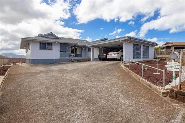 3559 Ala Hapuu Street, Honolulu, HI 96818 (MLS #202119750) :: LUVA Real Estate