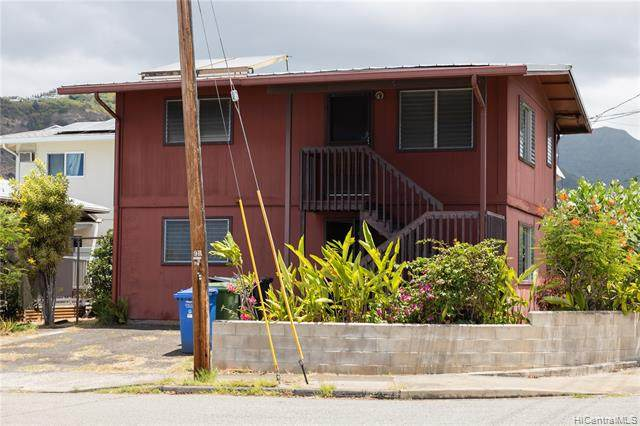 Address Not Published, Honolulu, HI 96816 (MLS #202119848) :: Exp Realty