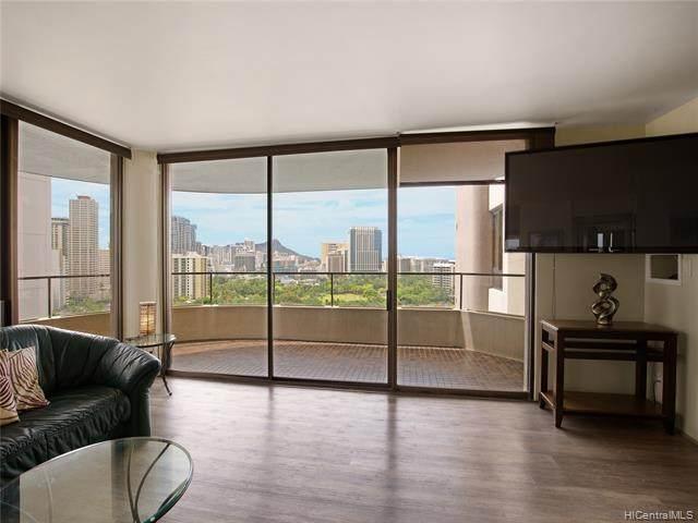1910 Ala Moana Boulevard 20D, Honolulu, HI 96815 (MLS #202119880) :: Exp Realty