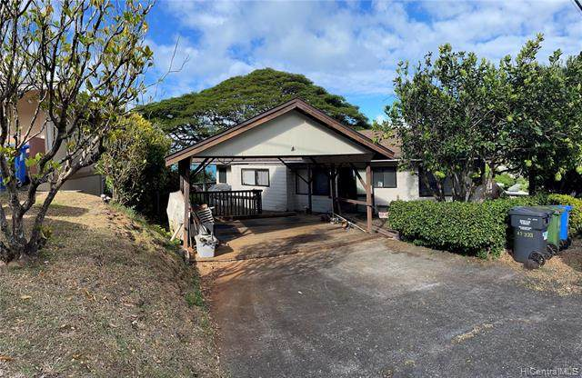 47-333 Iuiu Street, Kaneohe, HI 96744 (MLS #202120036) :: Weaver Hawaii | Keller Williams Honolulu