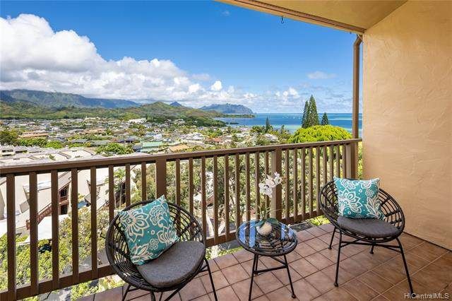 46-054 Puulena Street #922, Kaneohe, HI 96744 (MLS #202120193) :: LUVA Real Estate