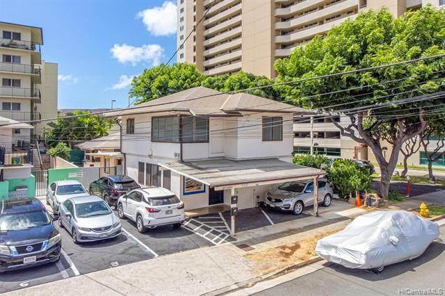 729 Ekela Avenue, Honolulu, HI 96816 (MLS #202120439) :: Corcoran Pacific Properties