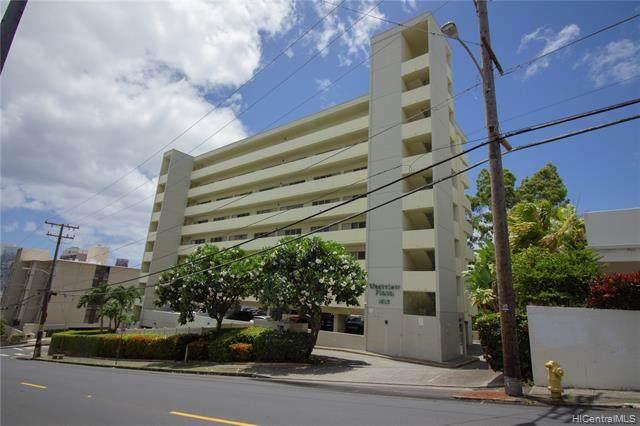 1516 Ward Avenue #803, Honolulu, HI 96822 (MLS #202120554) :: LUVA Real Estate