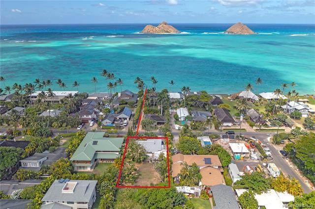 1269 Mokulua Drive, Kailua, HI 96734 (MLS #202120898) :: Island Life Homes