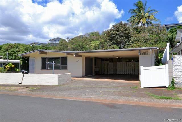 2320 Amoomoo Street, Pearl City, HI 96782 (MLS #202120911) :: Weaver Hawaii   Keller Williams Honolulu