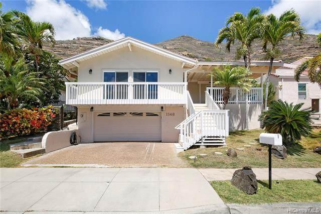 1148 Kahului Street, Honolulu, HI 96825 (MLS #202120980) :: LUVA Real Estate