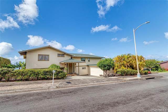 2155 Ahaku Place, Honolulu, HI 96821 (MLS #202121242) :: LUVA Real Estate