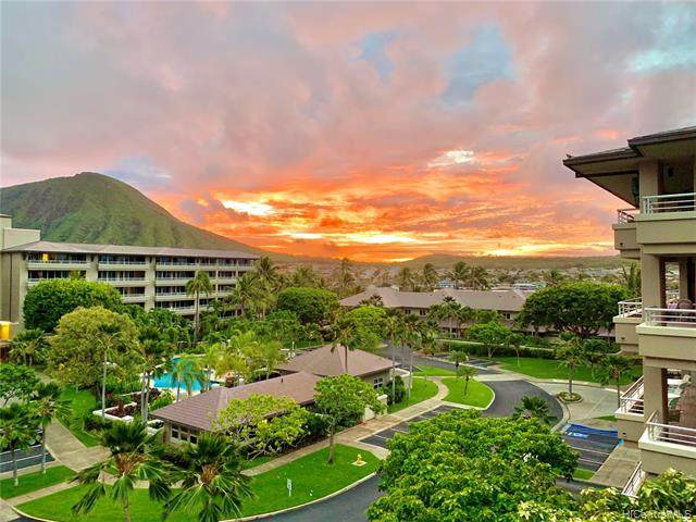 1 Keahole Place #2508, Honolulu, HI 96825 (MLS #202121431) :: Weaver Hawaii   Keller Williams Honolulu