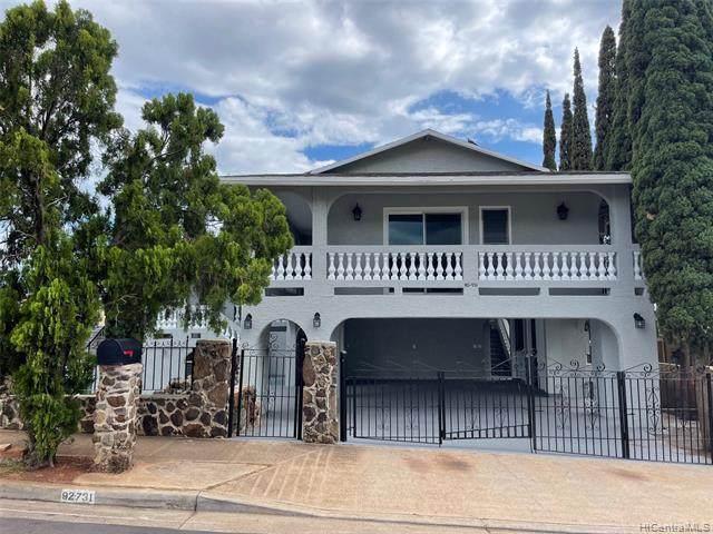 92-731 Paala Loop, Kapolei, HI 96707 (MLS #202121433) :: LUVA Real Estate