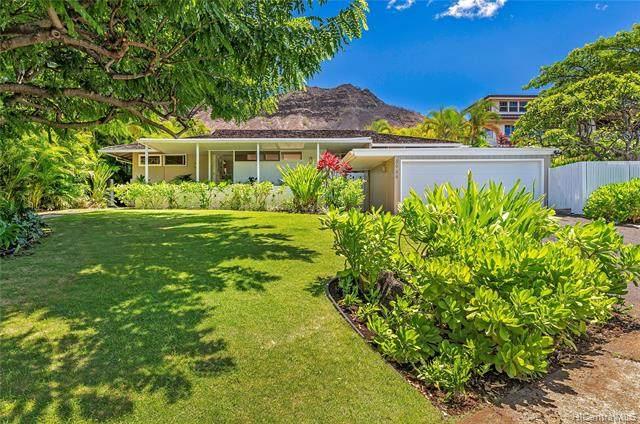 3944 Gail Street, Honolulu, HI 96815 (MLS #202121708) :: Compass