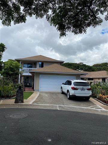 91-137 Anae Place, Ewa Beach, HI 96706 (MLS #202121733) :: Weaver Hawaii | Keller Williams Honolulu