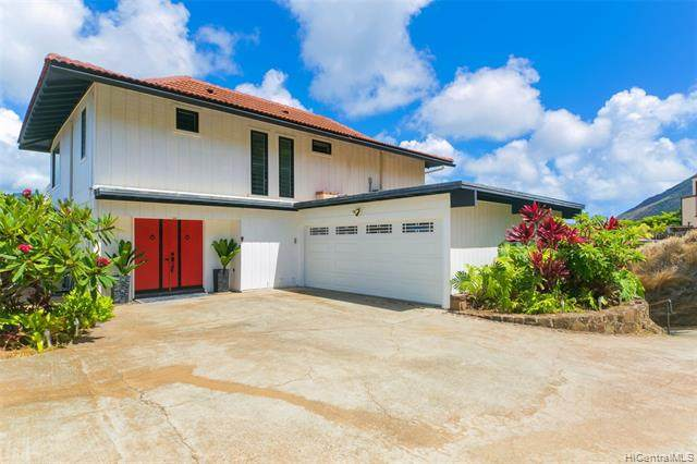 161 Polihale Place, Honolulu, HI 96825 (MLS #202121770) :: Weaver Hawaii   Keller Williams Honolulu