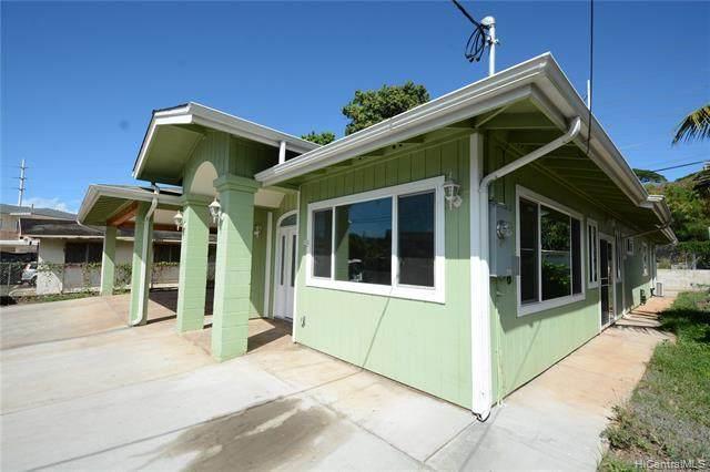 98-245 Kanuku Street, Aiea, HI 96701 (MLS #202121836) :: Weaver Hawaii | Keller Williams Honolulu