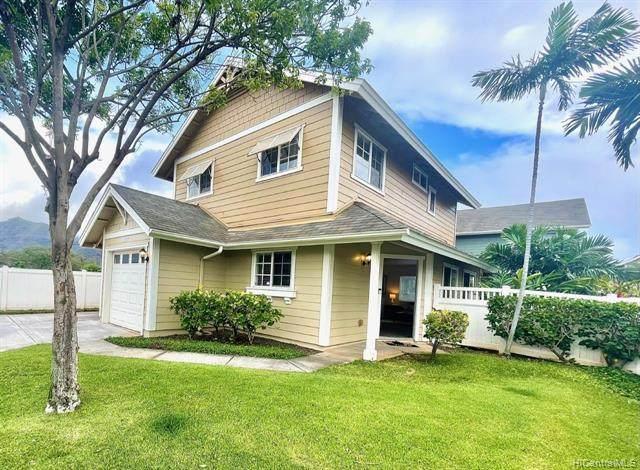 87-1972 Pakeke Street A, Waianae, HI 96792 (MLS #202121944) :: Weaver Hawaii   Keller Williams Honolulu