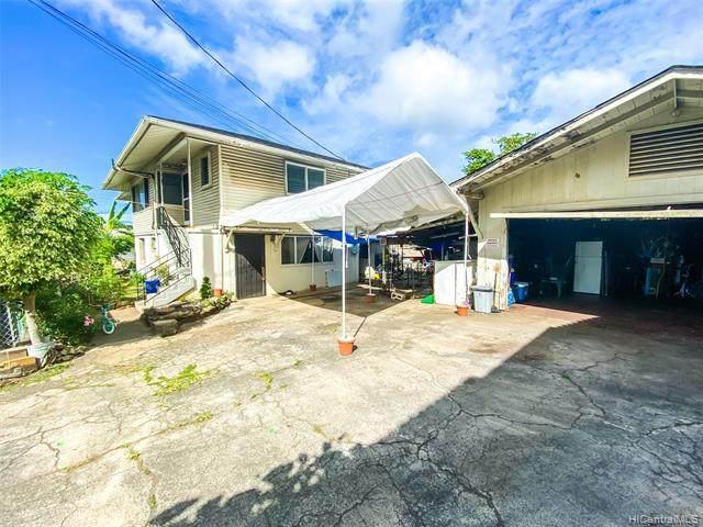1854 Kamehameha IV Road, Honolulu, HI 96819 (MLS #202122000) :: Weaver Hawaii | Keller Williams Honolulu