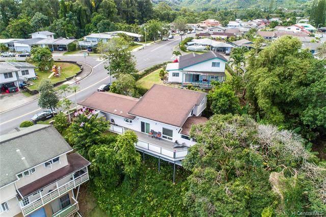 47-738 Hui Ulili Street, Kaneohe, HI 96744 (MLS #202123148) :: LUVA Real Estate