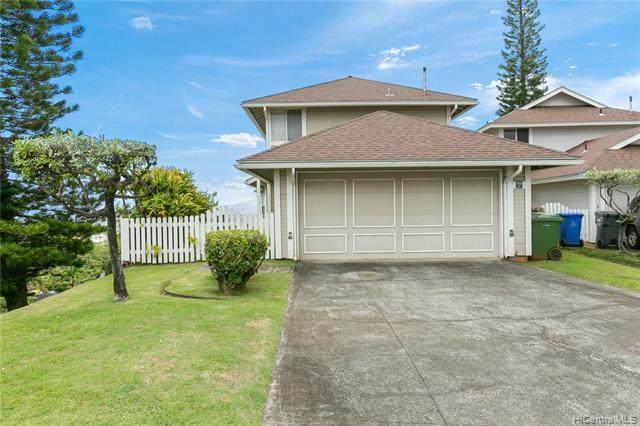 98-1960 Kaahumanu Street N, Pearl City, HI 96782 (MLS #202123419) :: Weaver Hawaii | Keller Williams Honolulu