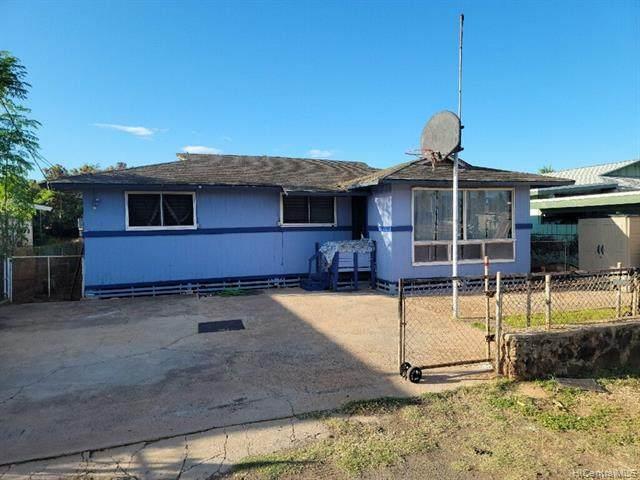 91-261 Fort Weaver Road, Ewa Beach, HI 96706 (MLS #202123580) :: Weaver Hawaii | Keller Williams Honolulu