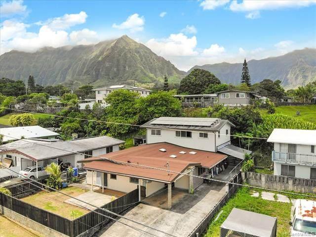 45-818 Keneke Street, Kaneohe, HI 96744 (MLS #202123793) :: Keller Williams Honolulu