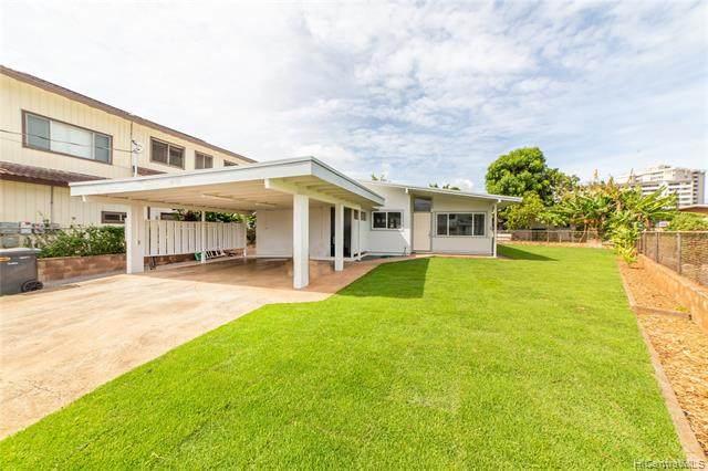 99-533 Ohaiula Place, Aiea, HI 96701 (MLS #202123895) :: LUVA Real Estate
