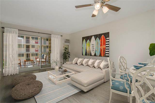 2222 Aloha Drive #603, Honolulu, HI 96815 (MLS #202124053) :: Island Life Homes