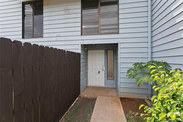 87-135 Helelua Street #4, Waianae, HI 96792 (MLS #202124110) :: Weaver Hawaii | Keller Williams Honolulu