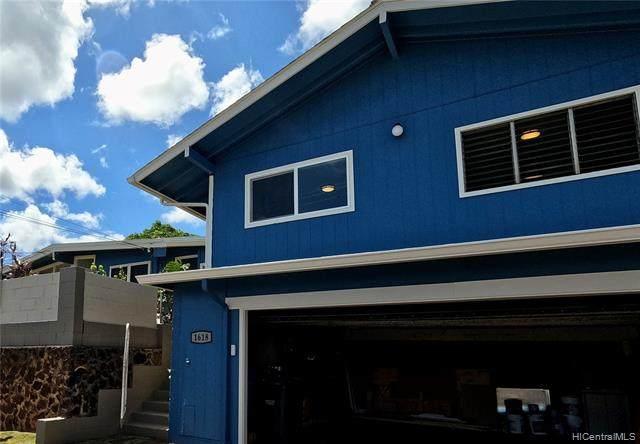 1618 Hoolaulea Street, Pearl City, HI 96782 (MLS #202124280) :: Weaver Hawaii   Keller Williams Honolulu