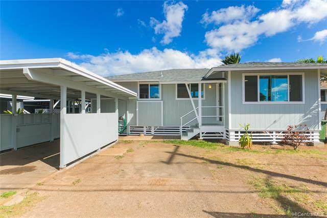 87-148 Maliona Street, Waianae, HI 96792 (MLS #202124308) :: Weaver Hawaii   Keller Williams Honolulu