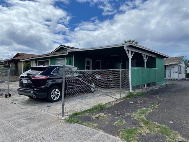84-573 Kepue Street, Waianae, HI 96792 (MLS #202124378) :: Weaver Hawaii | Keller Williams Honolulu