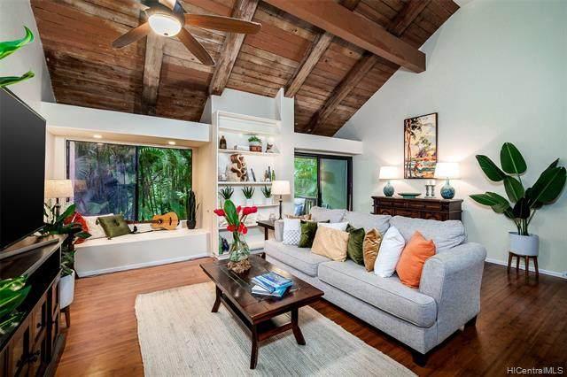 46-359 Haiku Road A4, Kaneohe, HI 96744 (MLS #202124642) :: LUVA Real Estate