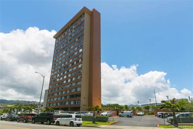 1121 Ala Napunani Street #1003, Honolulu, HI 96818 (MLS #202124656) :: Weaver Hawaii | Keller Williams Honolulu