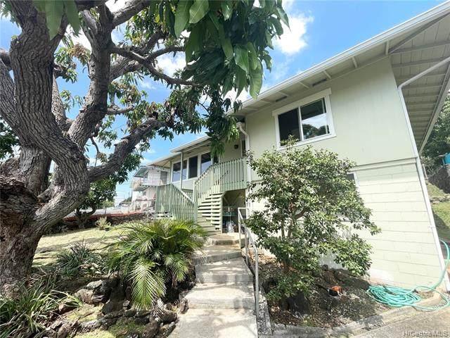 1601 Kealia Drive, Honolulu, HI 96817 (MLS #202124874) :: Island Life Homes