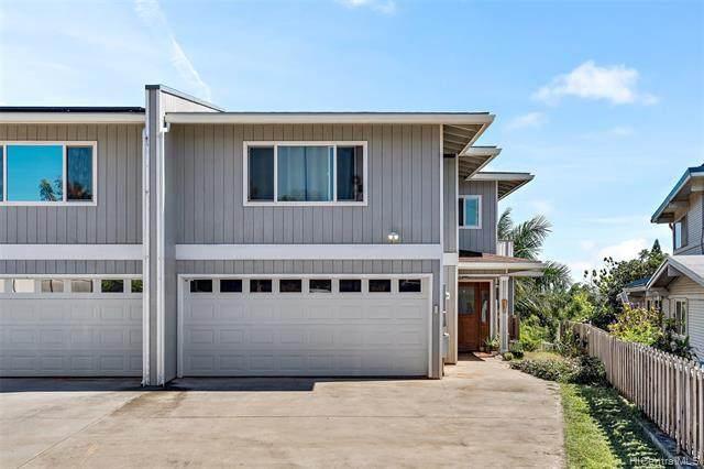 2159 Awikiwiki Place A, Pearl City, HI 96782 (MLS #202125063) :: Weaver Hawaii   Keller Williams Honolulu