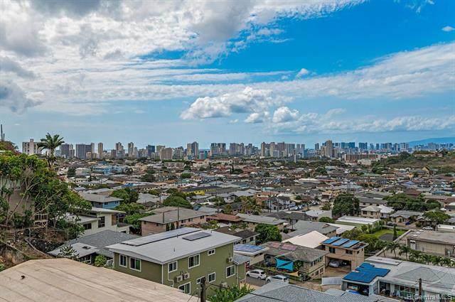 3532 Sierra Drive A, Honolulu, HI 96816 (MLS #202125116) :: Island Life Homes