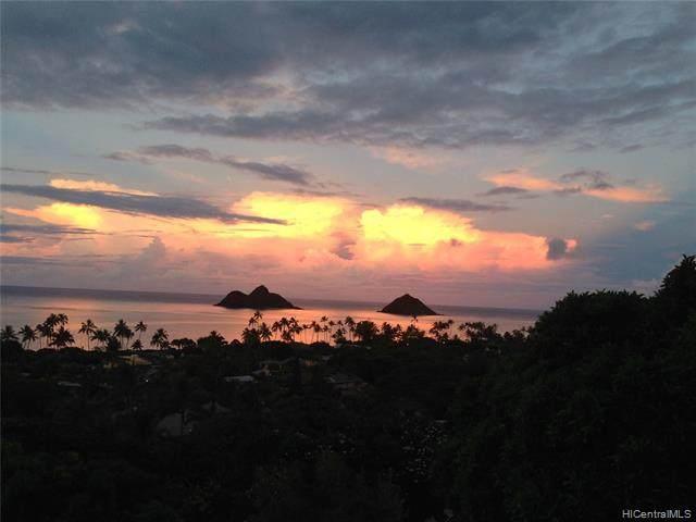 1017 Koohoo Place, Kailua, HI 96734 (MLS #202125776) :: Compass