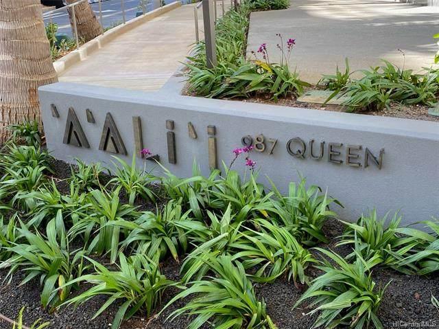 987 Queen Street #2203, Honolulu, HI 96814 (MLS #202125918) :: LUVA Real Estate
