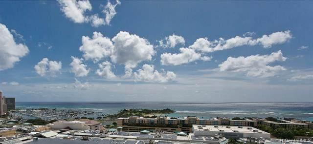 1391 Kapiolani Boulevard #2311, Honolulu, HI 96814 (MLS #202125943) :: Keller Williams Honolulu