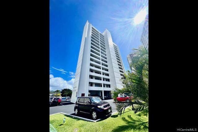 949 Ala Nanala Street #202, Honolulu, HI 96818 (MLS #202125975) :: Team Lally