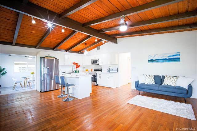 1820 Ala Mahamoe Street, Honolulu, HI 96819 (MLS #202125991) :: Island Life Homes
