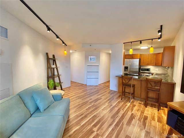 300 Wai Nani Way #1515, Honolulu, HI 96815 (MLS #202126095) :: LUVA Real Estate