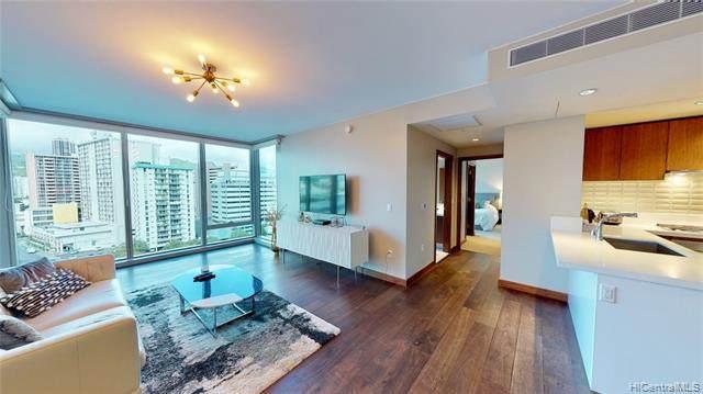 1555 Kapiolani Boulevard #914, Honolulu, HI 96814 (MLS #202126241) :: Keller Williams Honolulu