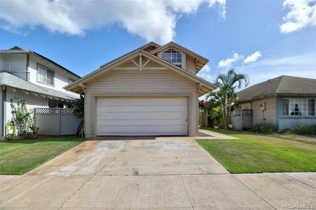 91-1035 Kumulipo Street, Kapolei, HI 96707 (MLS #202126261) :: Weaver Hawaii | Keller Williams Honolulu