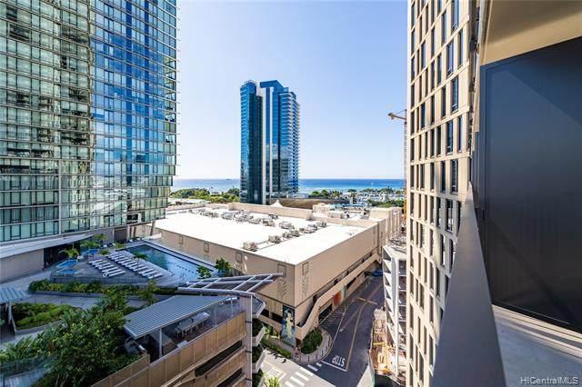 987 Queen Street #1310, Honolulu, HI 96814 (MLS #202126579) :: LUVA Real Estate