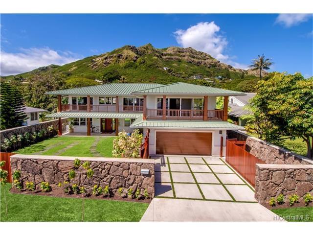 1261 Mokulua Drive, Kailua, HI 96734 (MLS #201705706) :: Elite Pacific Properties