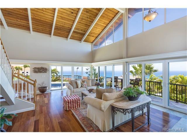 550 Kahiau Loop, Honolulu, HI 96821 (MLS #201715169) :: Elite Pacific Properties