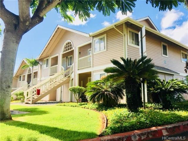 94-511 Lumiaina Street N101, Waipahu, HI 96797 (MLS #201722360) :: Team Lally