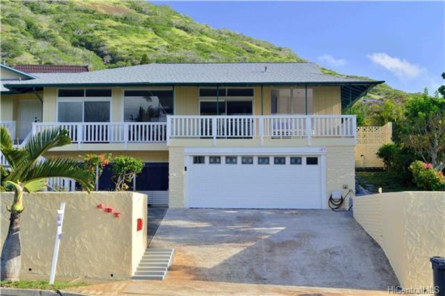 187 Poipu Drive, Honolulu, HI 96825 (MLS #201723504) :: The Ihara Team