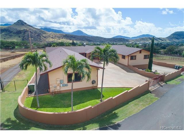 85-1330E Waianae Valley Road E-1, Waianae, HI 96792 (MLS #201802427) :: The Ihara Team